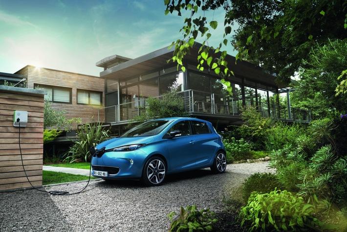 ADAC SE erweitert E-Leasing-Angebot mit Renault ZOE Weiteres Fahrzeug im Rahmen der Elektromobilitätsoffensive erhältlich 165 Euro monatlich für ADAC Mitglieder