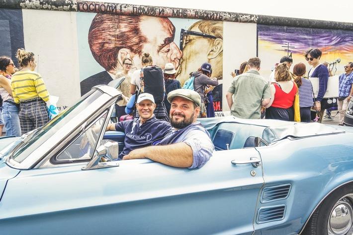 BMW Art Car von Andy Warhol und Axel Schulz Stargäste der MOTORWORLD Classics Berlin 2018