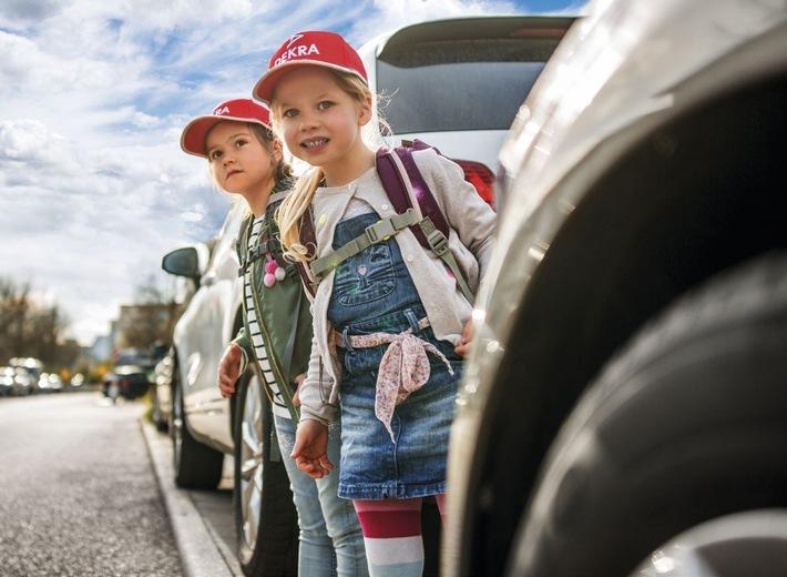 DEKRA präsentiert Verkehrssicherheitsreport 2019 Mehr Sicherheit für Kinder im Straßenverkehr