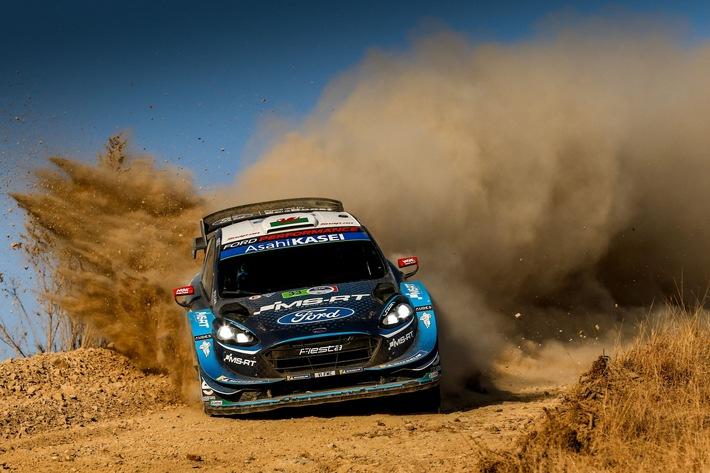 M-Sport Ford schickt drei Fiesta WRC an den Start der WM-Rallye Portugal
