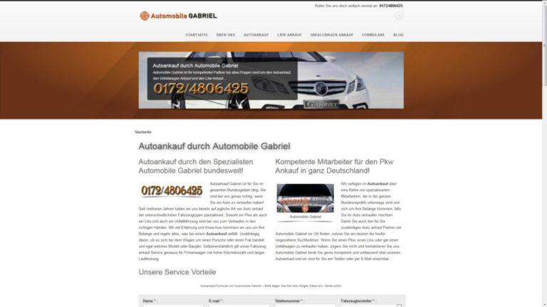 Autoankauf Kamen : Gebrauchtwagen – Unfallwagen