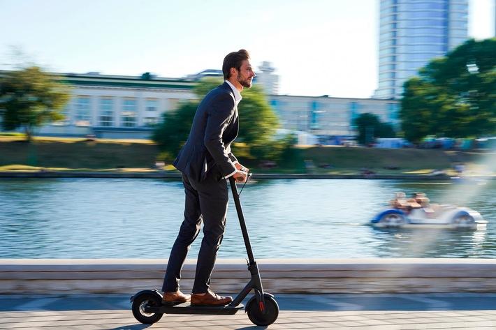 E-Scooter – Das ist jetzt wichtig für sicheres Fahren