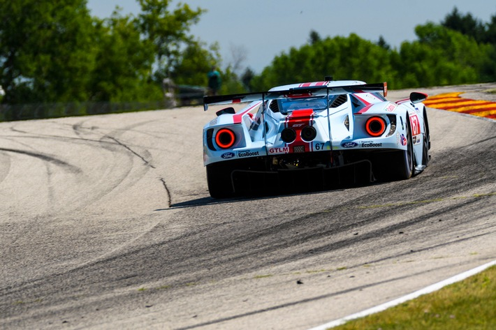 Ford Chip Ganassi Racing will IMSA-Siegesserie in Virginia fortsetzen