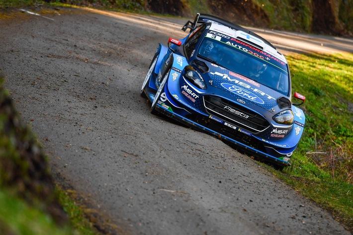 M-Sport Ford will starke Asphalt-Performance des Fiesta WRC