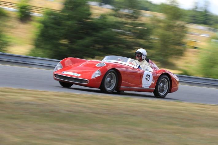 SKODA zeigt beim AvD-Oldtimer-Grand-Prix Meilensteine seiner Motorsporthistorie