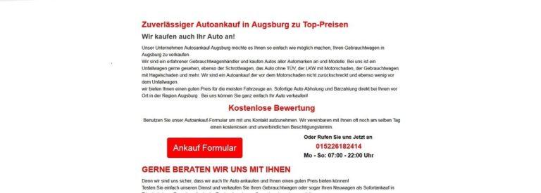 Autoankauf Ravensburg wir kaufen Ihren Gebrauchtwagen