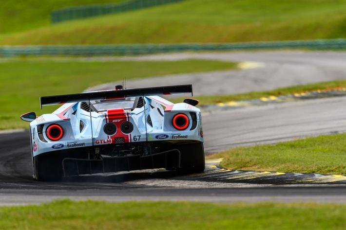 IMSA-Team Ford Chip Ganassi Racing will in Laguna Seca an seine großen Erfolge anknüpfen