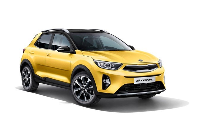 Crossover Kia Stonic: Noch mehr Auto fürs Geld | Presseverteiler Carpr.de