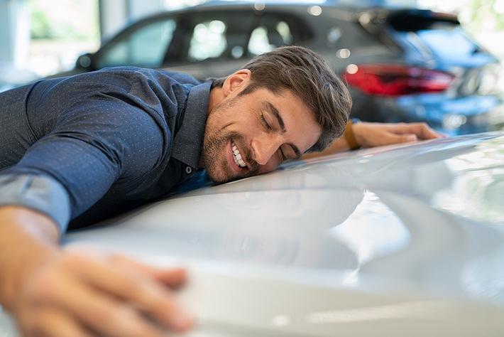 Kopf schlägt Bauch – so stehen die Deutschen zu ihrem Auto