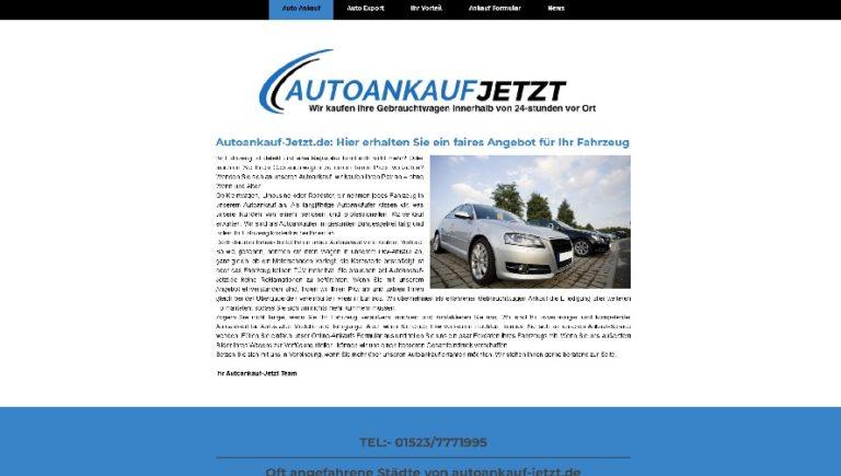 Mit dem Autoankauf Kassel haben Sie einen Fachmann rund um den Verkauf von Fahrzeugen