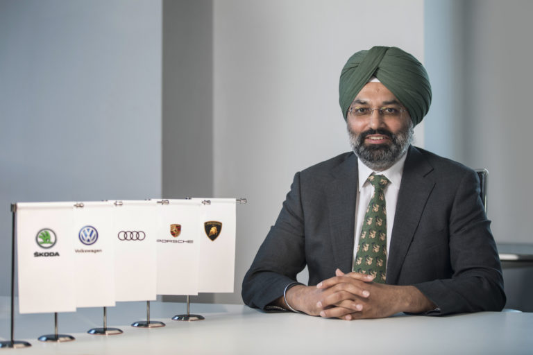 Volkswagen Group India schließt sich in der neuen Organisation SKODA AUTO Volkswagen India Private Limited zusammen