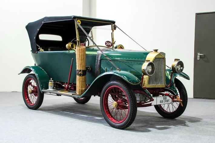 Die wilden Zwanziger – Sonderschau zeigt einzige verbliebene Exemplare aus der Blütezeit des Berliner Automobilbaus