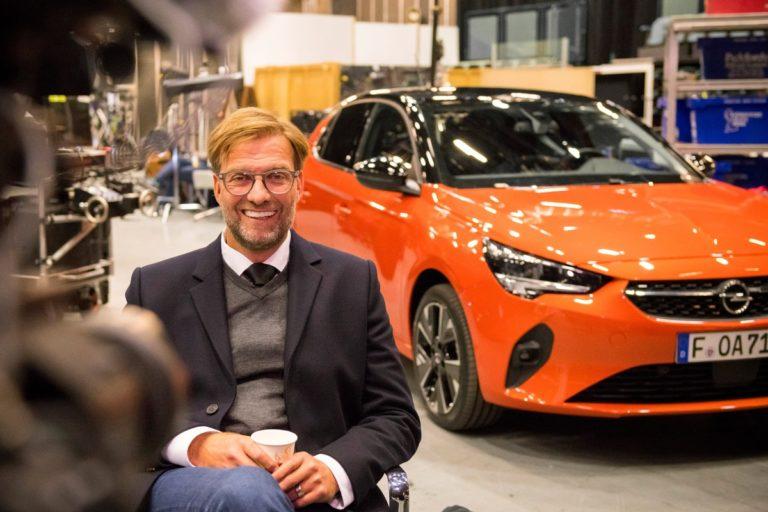 Opel startet neue Corsa-Kampagne mit Jürgen Klopp in der Hauptrolle