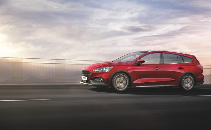 Alle 135 Sekunden kaufen Kunden einen Ford Focus – Popularität des Erfolgsmodells auf 4-Jahres-Hoch
