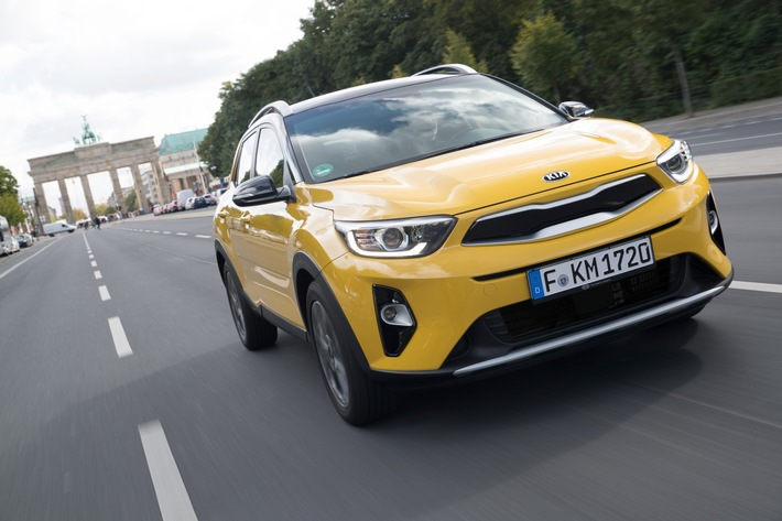 Kia Stonic: Dream-Team Edition schon ab 18.490 Euro