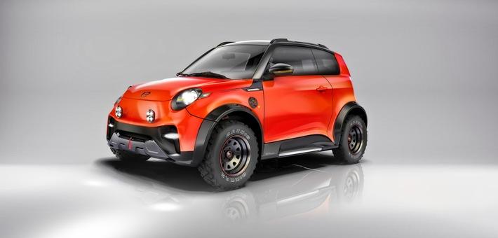 Weltpremiere auf dem Internationalen Automobil-Salon in Genf 2020