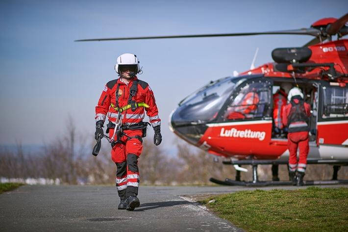 """#wirhubschraubern: DRF Luftrettung initiiert den """"Tag der Luftretter"""" am 19. März"""