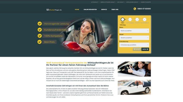 Autohändler Bönen :  59174 Bönen wirkaufenwagen.de