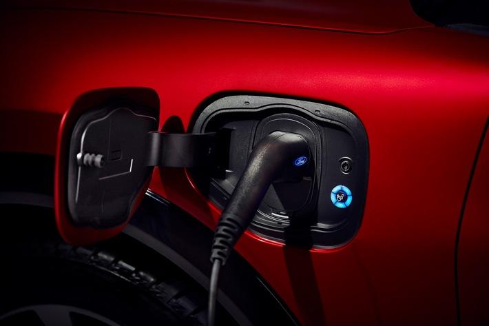 Vollelektrischer Ford Mustang Mach-E erzielt in nur zehn Minuten Ladezeit
