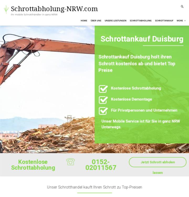 Der Schrottankauf Duisburg bietet realistische Preise und unkomplizierte Abläufe