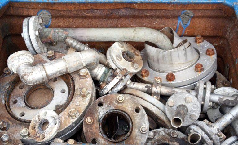 Der Schrottabholung Mönchengladbach holen Ihren Metall- und Elektroschrott ab
