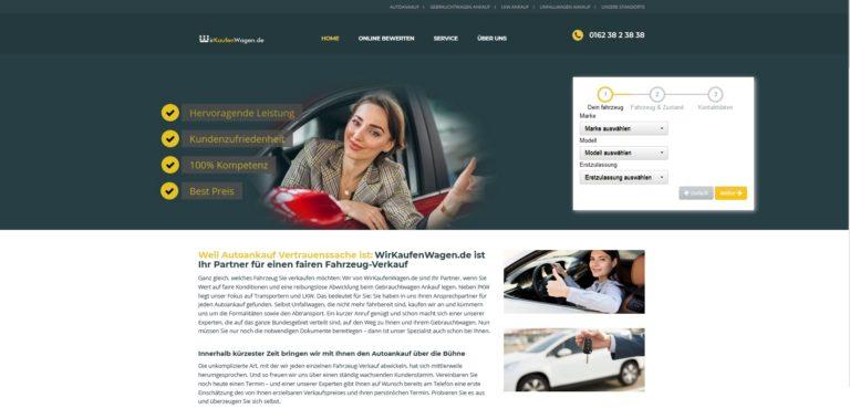 """""""Autoankauf Aachen"""" garantiert eine faire Bewertung Ihres Gebrauchten"""