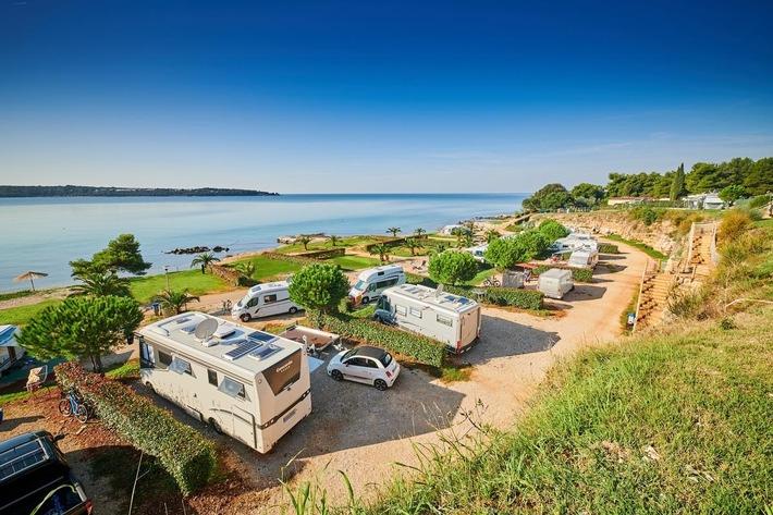 Kroatien öffnet Campingplätze für deutsche Camper