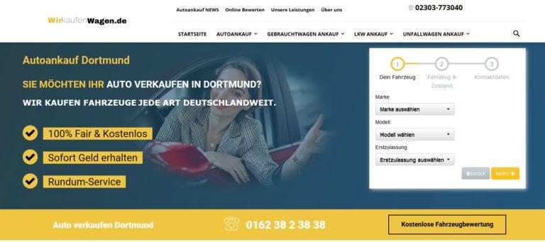 Autoankauf Wickede: Zuverlässiger Partner in Dortmund