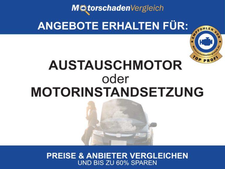 Die beste Lösung für Ihren Motorschaden: Austauschmotor oder Motorinstandsetzung?
