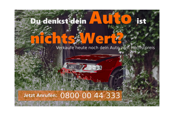 Motorschaden im Raum Stuttgart?