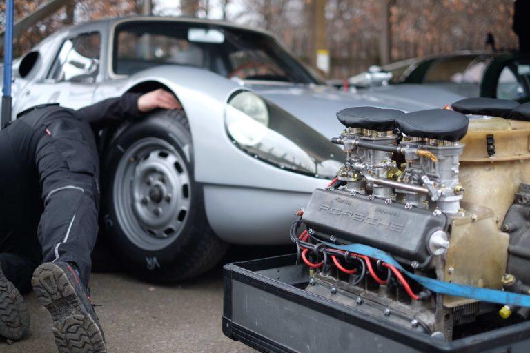 Motorinstandsetzung in NRW