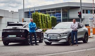 Ford Mustang Mach-E die europäischen Autofahrer begeistern wird
