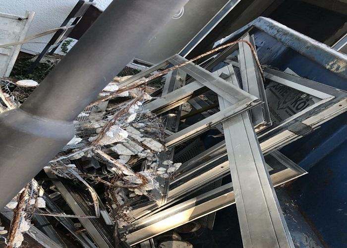 Schrottabholung holt Altmetallschrott & durch Schrottabholung in Düsseldorf