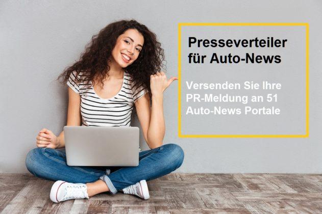 Presseverteiler | Automobil Marketing und auf die punktgenaue Verteilung von News aus der Automobil-Welt spezialisiert