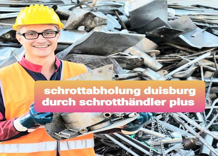 Altmetalle und Mischschrott: Die Schrottabholung Duisburg holt jede Art von Schrott kostenfrei beim Kunden ab