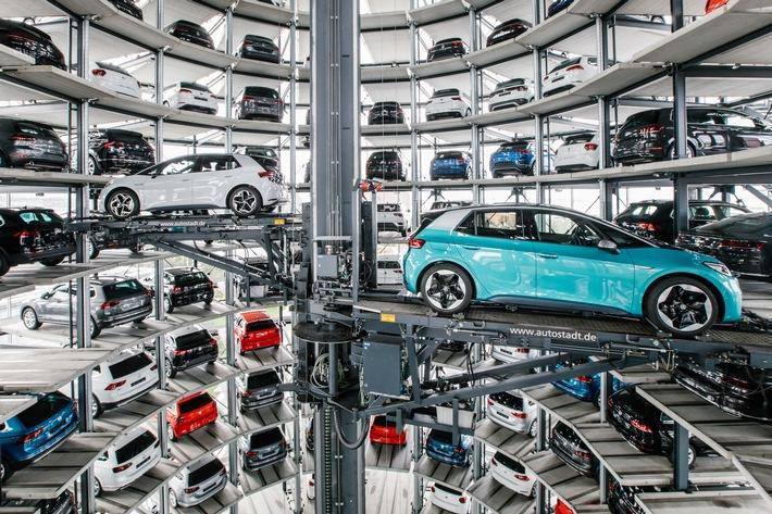 Das Autostadt-Jahr 2020: ID.3-Auslieferungen, smarte Mobilität und neue Restaurants