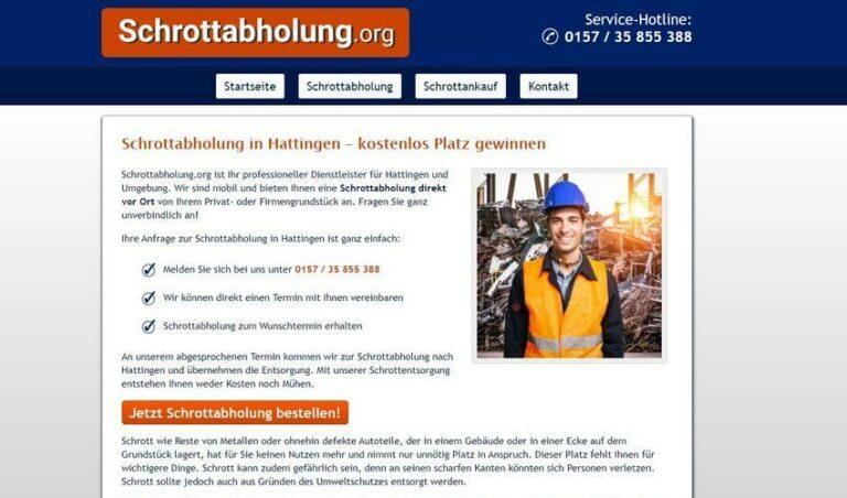 Schrottabholung in Hattingen: Wichtiger als je zuvor: Schrott-Recycling zum Schutz der Ressourcen