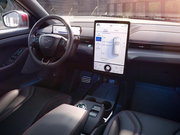 Weniger ist Mehr: Wie ein neuer Design-Ansatz den Weg zum Mustang Mach-E ebnete und die Fahrer-Perspektive änderte