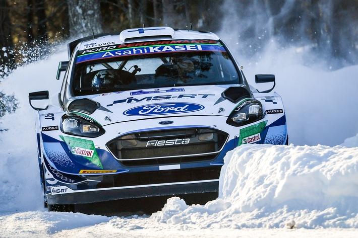 M-Sport und Ford setzen in der Rallye-Weltmeisterschaft auf Hybridantrieb
