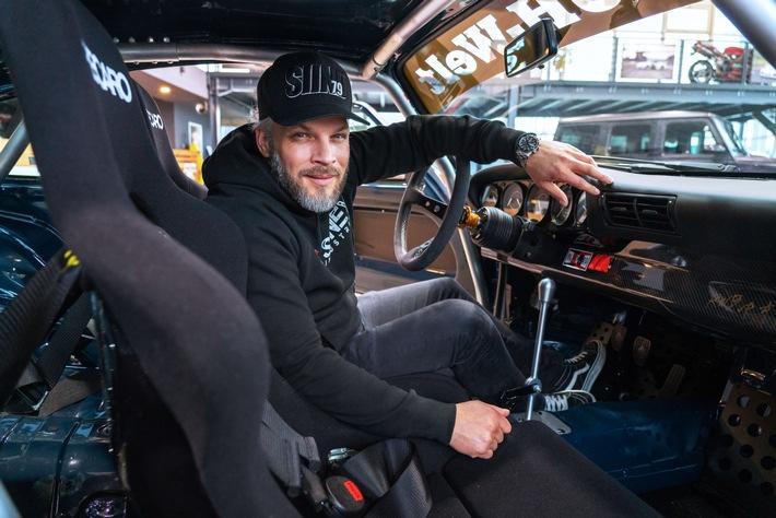 """""""Tuning Trophy Germany"""": Sidney Hoffmann sucht gemeinsam mit AUTO BILD und DMAX das Beste, was Tuning-Deutschland zu bieten hat!"""