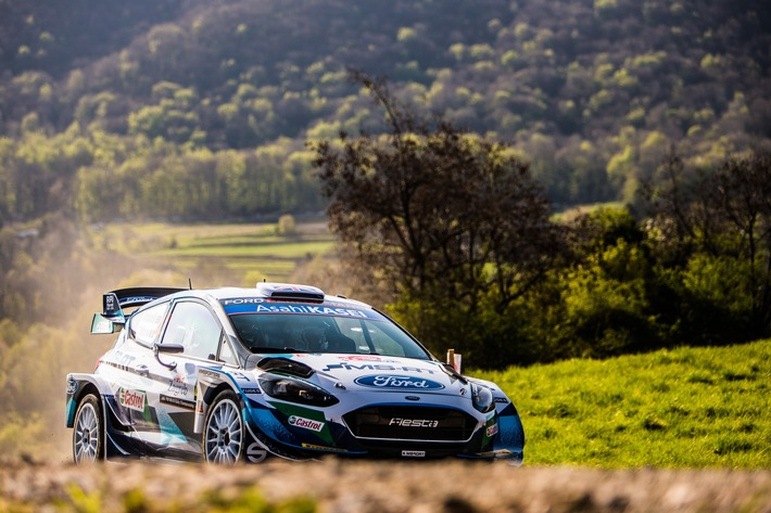 Jede Menge Schotter: M-Sport Ford startet bei der Rallye Portugal mit einem Großaufgebot an Nachwuchsstars
